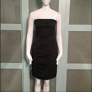Black Dress with Removable Straps